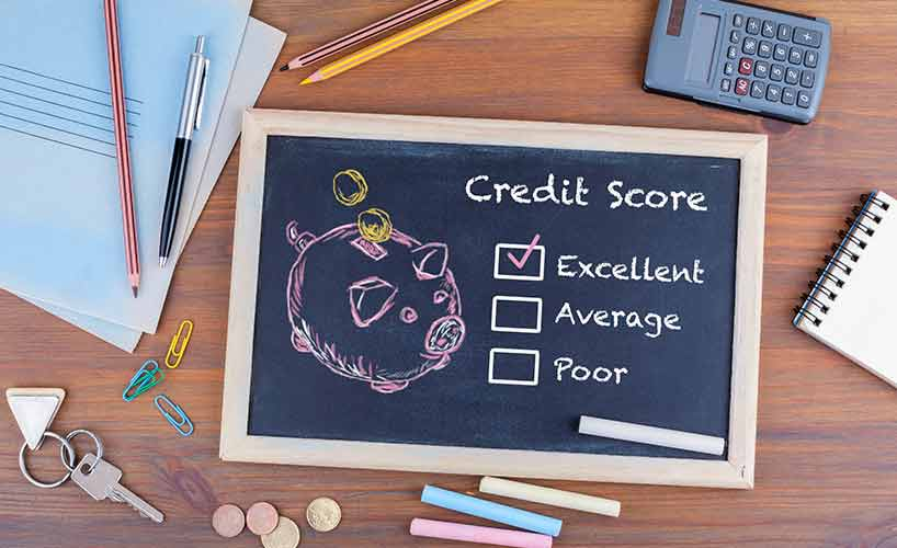"what is a ""bad"" credit score range"